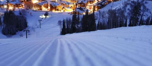 Top 5 de las estaciones de esquí más chic del mundo
