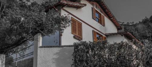 Casa da Morte onde eram realizadas torturas na ditadura militar. (Reprodução/CNV)