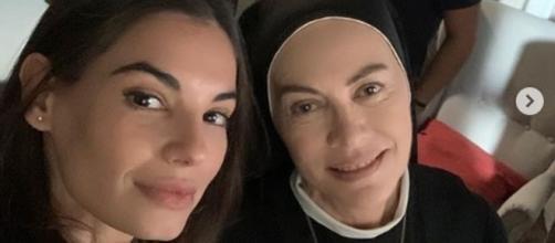 Che Dio ci aiuti 6, Francesca Chillemi con Elena Sofia Ricci.