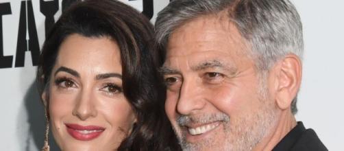 George Clooney in crisi con la moglie Amal Alamuddin (Rumors).