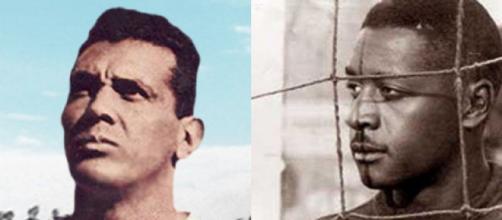 Obdulio Varela e Moacir Barbosa, le due facce del Maracanazo.