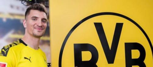 Thomas Meunier clashe Leonardo et le club du PSG - Photo compte Instagram Thomas Meunier