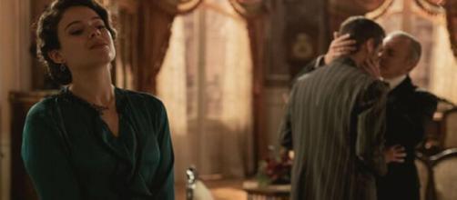 Una vita, anticipazioni Spagna: Genoveva verrà a sapere della storia tra Alfredo ed Eladio.