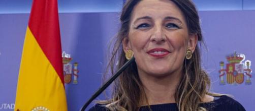 Yolanda Díaz abandona Izquierda Unida para liderar Podemos