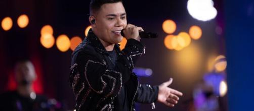 Felipe Araújo faz sucesso com suas músicas. (Arquivo Blasting News)