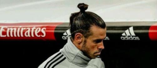 Gareth Bale a encore créé la polémique sur les réseaux sociaux - photo compte Instagram Bale