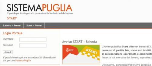 Il bonus Start di 2.000 euro in Puglia si può richiedere fino al 30 settembre.