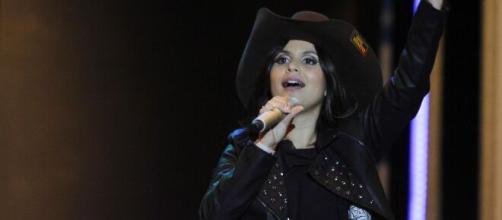Aline Barros faz parte da programação da live. (Arquivo Blasting News)