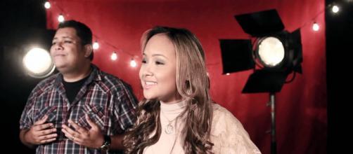 Anderson Freire e Bruna Karla fizeram parceria musical. (Arquivo Blasting News)