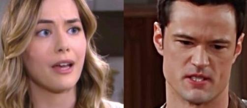 Beautiful, trame 20-24 luglio: Hope scopre che Thomas ha litigato con Emma prima di morire.