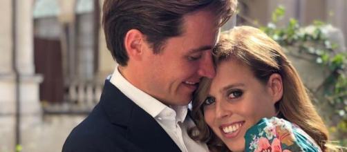 La Princesa Beatriz de York y Edoardo Mapelli se casan en silencio