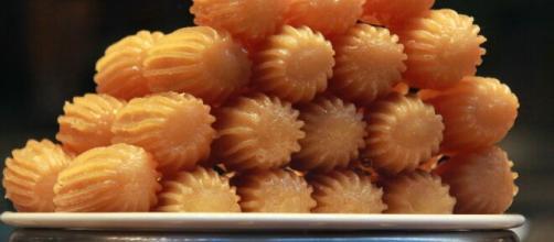 Tullumba, dolcetti tipici della nazione albanese.