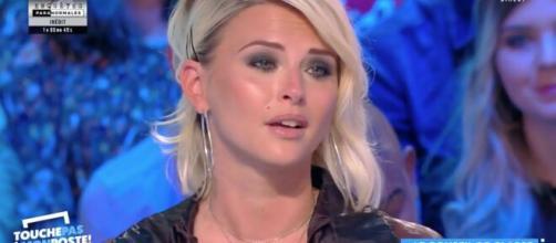 VIDEO TPMP : Émue aux larmes, Kelly Vedovelli fait une touchante ... - voici.fr
