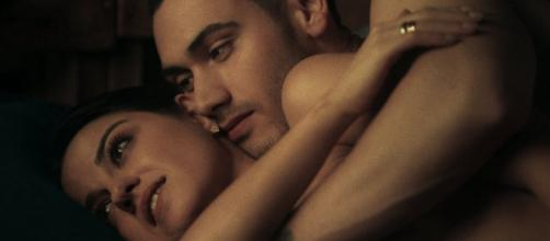 Cena da série 'Desejo Sombrio' da Netflix. (Arquivo Blasting News)