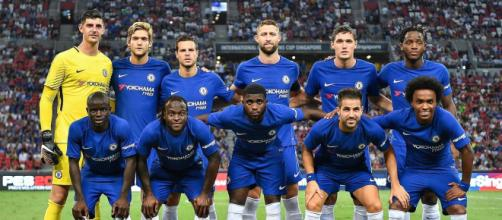 Chelsea ocupa o terceira lugar no Campeonato inglês. (Arquivo Blasting News)