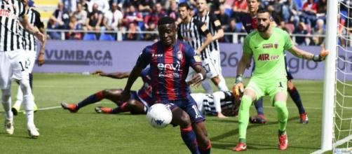 Crotone, possibile interesse di Sassuolo e Udinese per Kargbo.