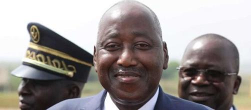 Feu Excellence Monsieur Amadou Gon Coulibaly, Premier Ministre de la République de Côte d'Ivoire, Candidat à l'élection présidentielle