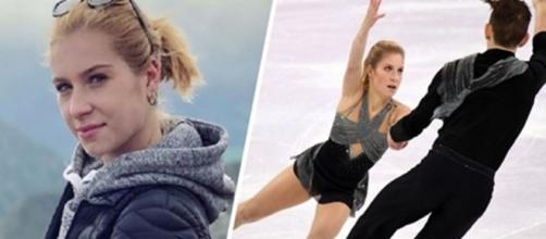 La jeune athlète de 20 ans est décédée en Russie samedi - photo facebook