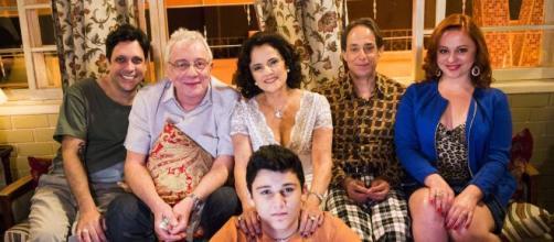 O ator brilhou na série 'A Grande Família'. (Reprodução/TV Globo)