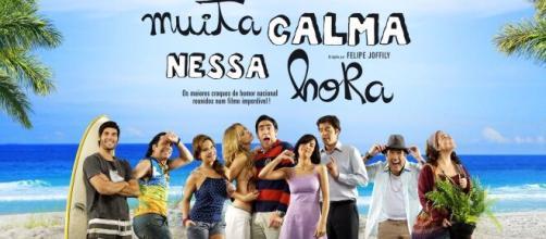 O ator brilhou no filme 'Muita Calma Nessa Hora'. (Reprodução/YouTube)