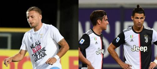 Serie A, probabili formazioni Juventus-Lazio: Cristiano Ronaldo sfida Immobile.