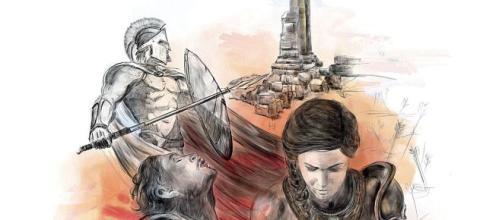 Un mistero ai tempi di Alessandro Magno nell'ultimo romanzo di Andrea Petta.
