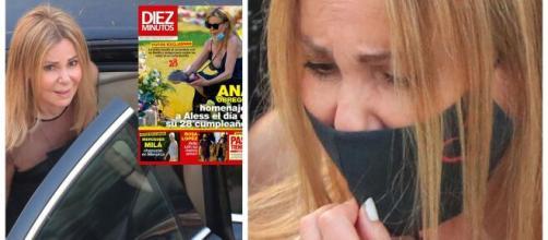Ana Obregón en imagen de la revista