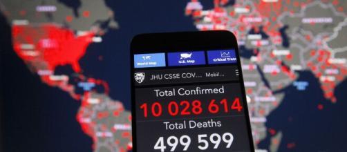 Coronavírus: Mundo ultrapassa 10 milhões de contaminados. (Arquivo Blasting News)