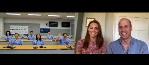 Kate Middleton y William hacen videollamada a hospital para celebrar el Día de Canadá