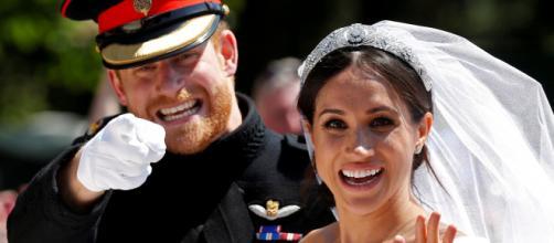 La boda de Meghan y Harry atrajo al Reino Unido más de mil milones de libras
