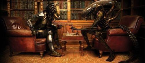 Los libros sobre extraterrestres son interesantes
