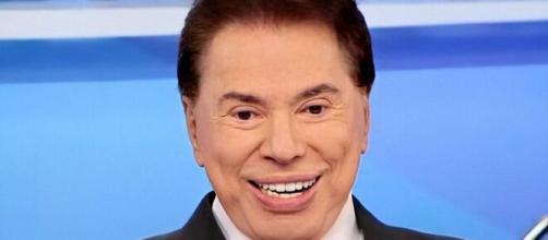 Silvio Santos já foi criticado nas redes sociais pelo seu comportamento. (Reprodução/SBT)