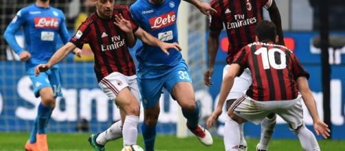 Spal-Milan 2-2: le pagelle dei rossoneri.