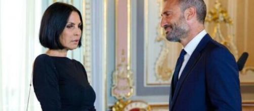 Upas, anticipazioni dal 13 al 17 luglio: Fabrizio geloso di Marina.