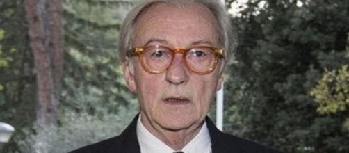 Vittorio Feltri, ormai ex giornalista di Libero.