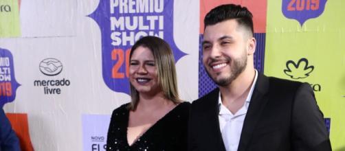 A sertaneja Marília Mendonça pediu que as pessoas respeitem após término com Murilo Huff. Foto: Arquivo Blasting News