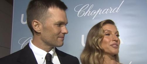 Brady married Gisele Bundchen in 2009 (Image Credit: Access/YouTube)