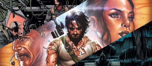 BRZRKR el cómic de Keanu Reeves