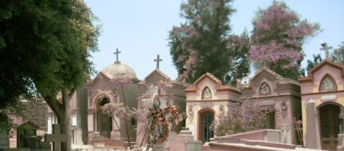 Cemitério de Cairo. (Arquivo Blasting News)