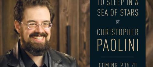 'Dormir en un mar de estrellas' de Christopher Paolini
