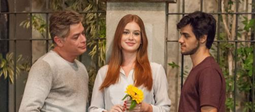 Eliza ficará entre o ex e o namorado em 'Totalmente Demais'. (Arquivo Blasting News)