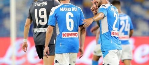 Napoli-Udinese 2-1: la decide un capolavoro di Politano al 95'.