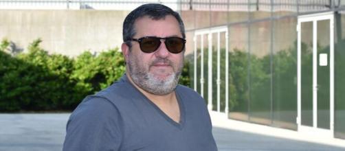 Nella foto Mino Raiola, agente sportivo.