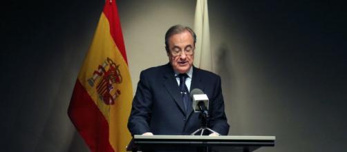 """Real Madrid: Florentino Perez déclare qu'il n'y aura pas """"de grosses signatures cet été."""" Credit: FLICKR"""