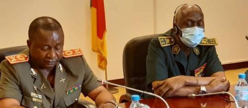 Réunion de coordination bilatérale entre de Cameroun et la Guinée equatoriale (c) Mindef