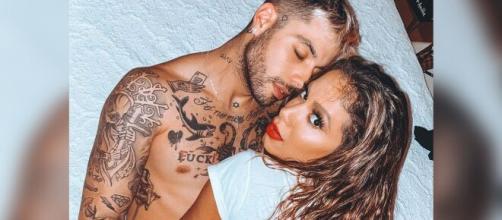 Romance de Anitta e Gui Araújo está por um fio, após crise entre o casal. (Arquivo Blasting News
