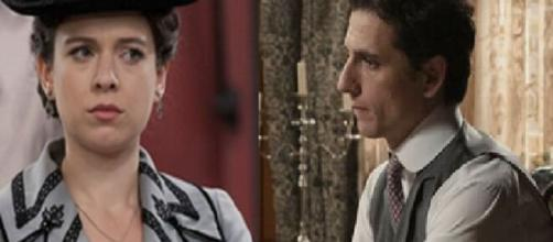 Una vita, spoiler spagnoli: Genoveva contro Ramon, Lolita perde i sensi.
