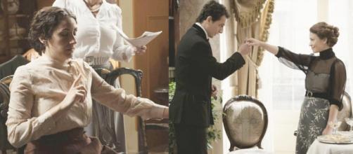Una vita, trame Spagna: Lolita ha un malore, Natalia si avvicina ad Antonito.