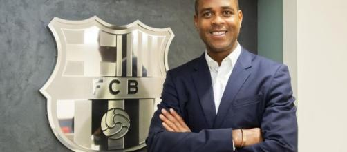 Barça - Patrick Kluivert devient le nouveau directeur de La Masia ... - goal.com