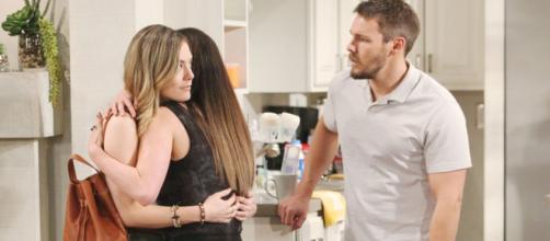 Beautiful, spoiler americani: Liam tenta di impedire le nozze tra Hope e Thomas.